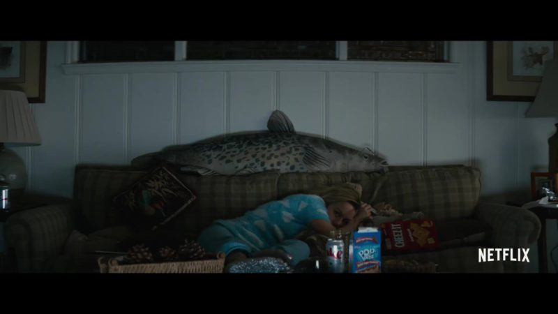 Diet Coke, Pop-Tarts and Cheez-It in Unicorn Store (2017) Movie Product Placement