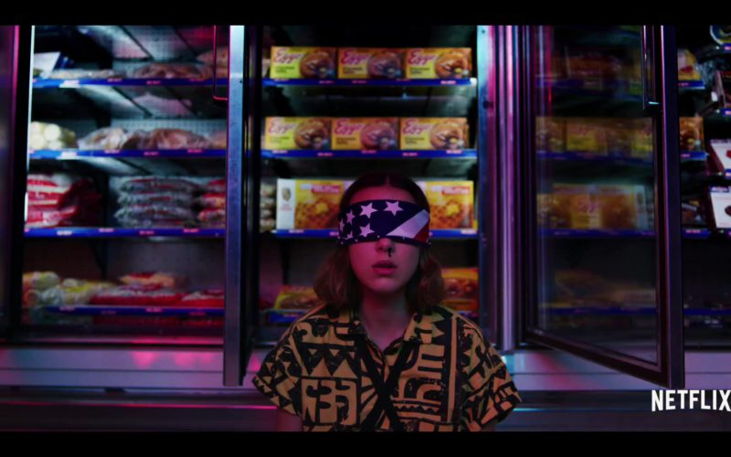 Eggo Waffles in Stranger Things Season 3