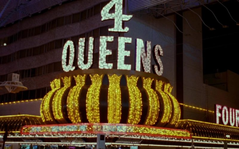 Four Queens Resort and Casino Las Vegas in Friends Season 7