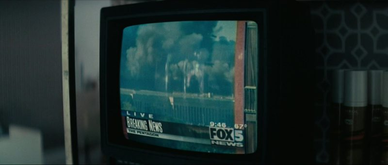 Fox 5 News in Vice (2018) - Movie Product Placement