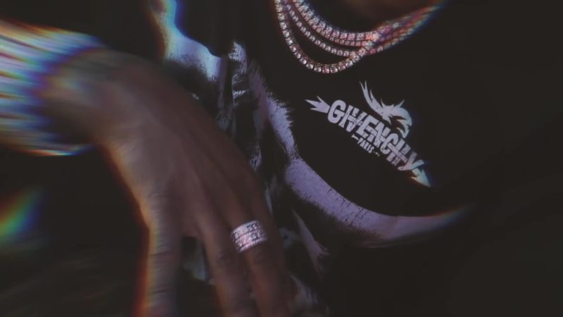 """Givenchy Paris Sweatshirt in """"4 Phones"""" by Rich The Kid (2019) Official Music Video Product Placement"""