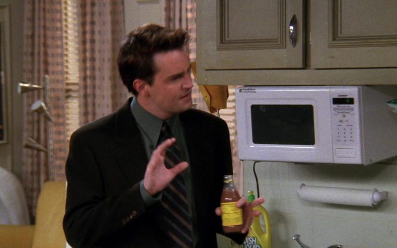 Goldstar Microwave in Friends Season 4 Episode 21 (1)