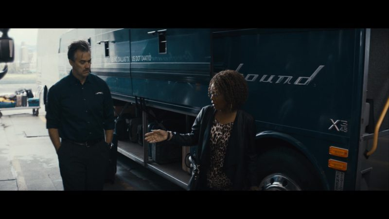 Greyhound Bus Lines in Juanita (2019) - Movie Product Placement