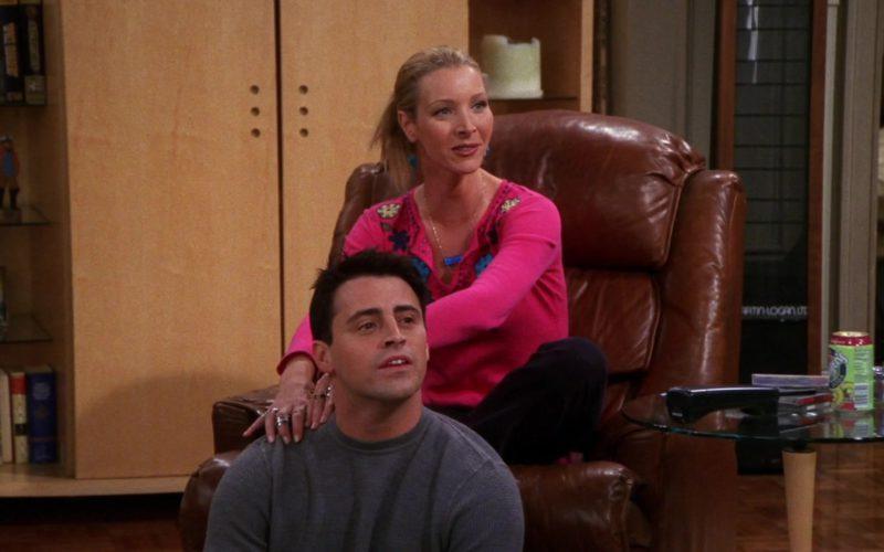 Hansen's Soda in Friends Season 7 Episode 4
