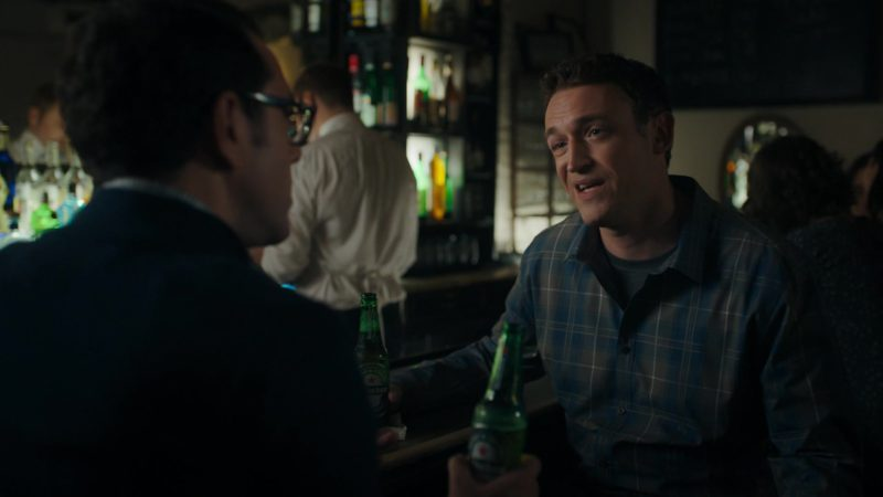 "Heineken Beer Drunk by Dan Soder (Mafee) in Billions Season 4 Episode 2 ""Arousal Template"" (2019) TV Show Product Placement"