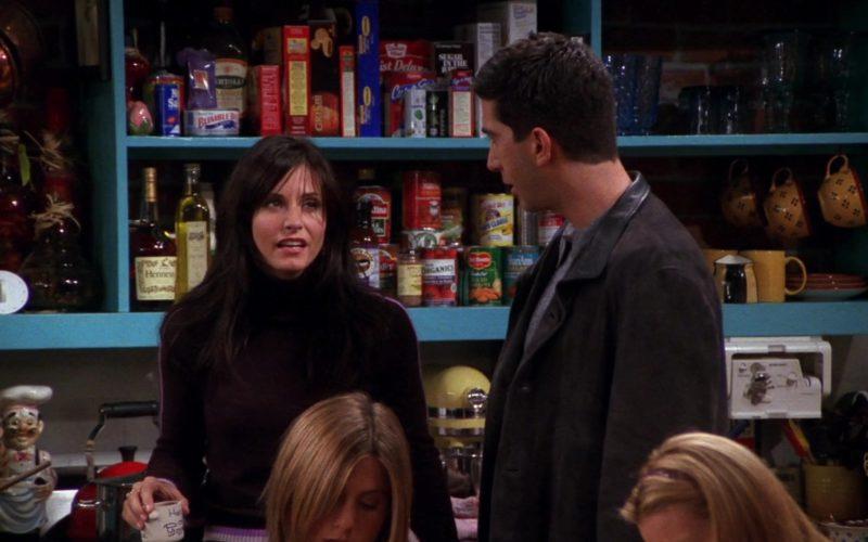 Hennessy Cognac Bottle in Friends Season 7 Episode 8 (1)