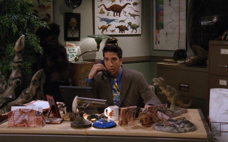 IBM Laptop Used by David Schwimmer (Ross Geller) in Friends Season 3 Episode 12 (1)