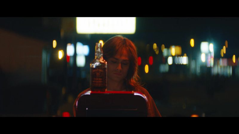 Jack Daniel's Whiskey in The Dirt (2019) Movie Product Placement