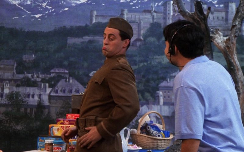 Kellogg's Cereals, Post Foods, Skippy in Friends Season 7