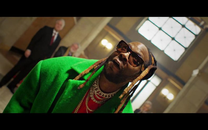 LV Sunglasses Worn by 2 Chainz in Money In The Way (10)