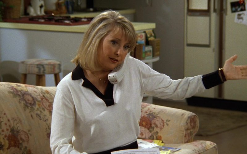 Lucent Telephone Used by Teri Garr as Phoebe Abbott Sr in Friends Season 3 Episode 25 (1)