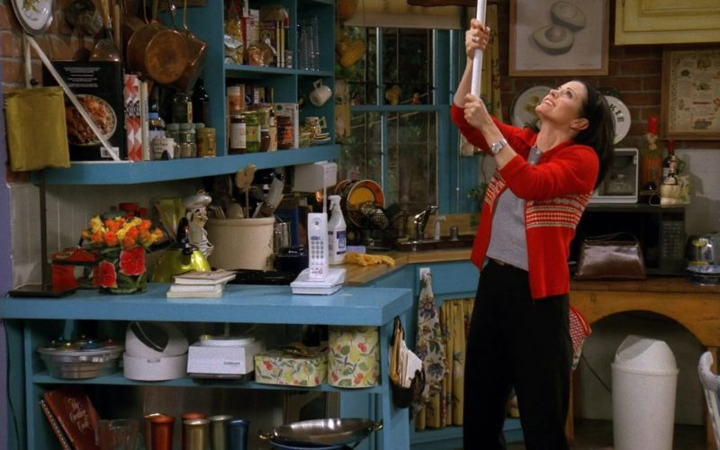 Lucent Telephone in Friends Season 3 Episode 16 (1)