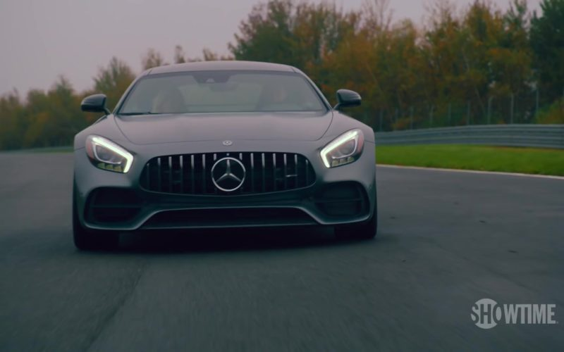 Mercedes-AMG GT Sports Car Driven by Damian Lewis (Bobby Axelrod) in Billions (Season 4, Showtime, 2019 (3)