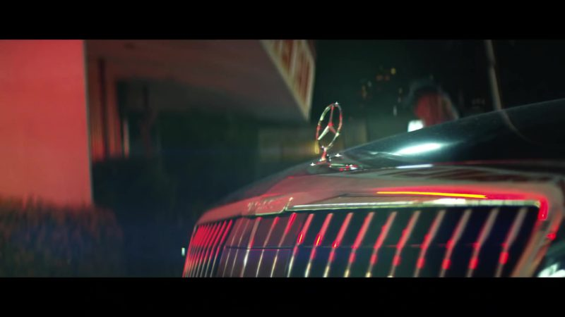 """Mercedes-Maybach Luxury Car in """"Only Want You"""" by Rita Ora ft. 6LACK (2019) Official Music Video Product Placement"""