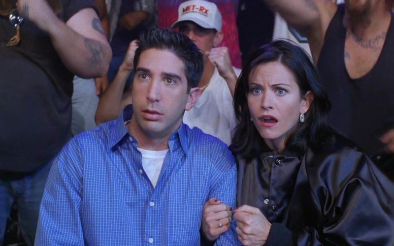 Met-Rx Cap in Friends Season 3 Episode 24 (1)