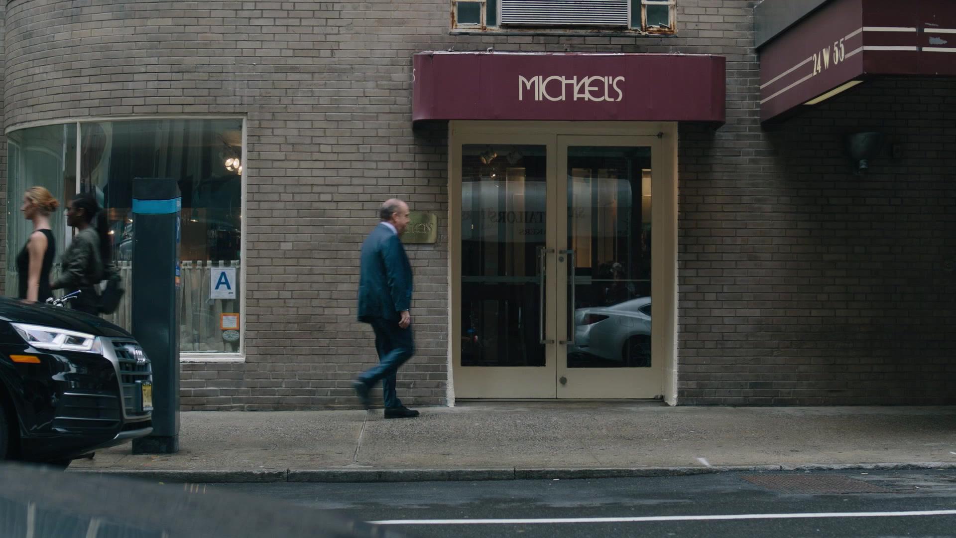 Michael's New York American Restaurant in Billions Season 4