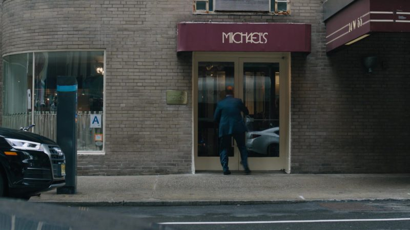 Michael's New York American Restaurant in Billions Season 4 Episode 1: Chucky Rhoades's Greatest Game (2019) - TV Show Product Placement