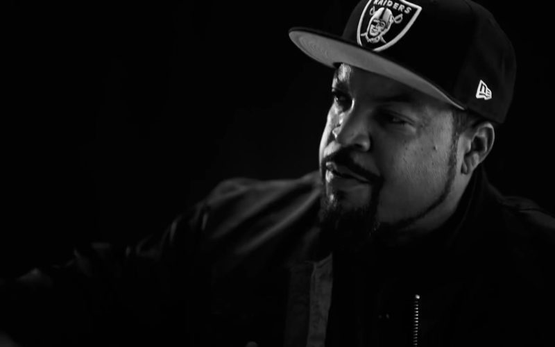 New Era x Oakland Raiders Cap Worn by Ice Cube in Ain't Got No Haters (9)