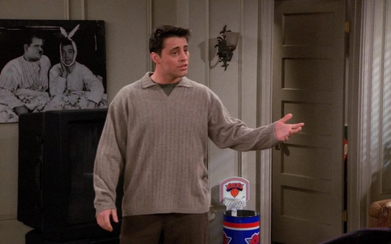 New York Knicks Basketball in Friends Season 2 Episode 16