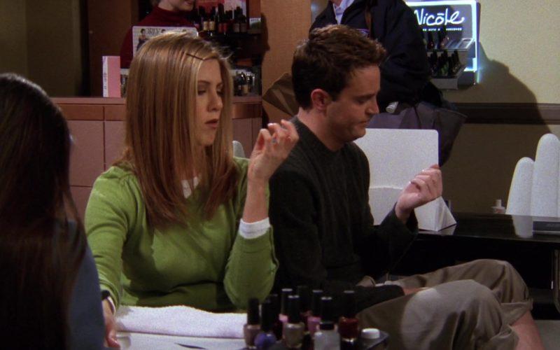 Nicole by OPI in Friends Season 4 Episode 16 (1)