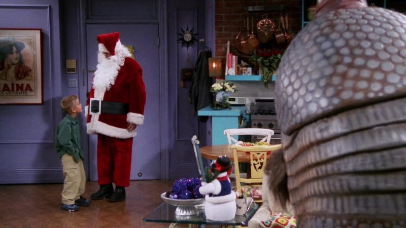 """Nike Sneakers Worn by Cole Sprouse (Ben Geller) in Friends Season 7 Episode 10 """"The One With the Holiday Armadillo"""" (2000) - TV Show Product Placement"""