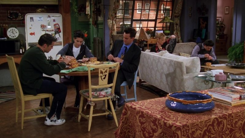 "Nike Sneakers Worn by Matt LeBlanc (Joey Tribbiani) in Friends Season 5 Episode 9 ""The One With Ross' Sandwich"" (1998) - TV Show Product Placement"