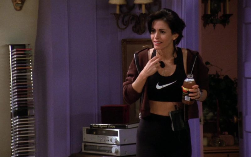 Nike Sports Bra Worn by Courteney Cox (Monica Geller) in Friends Season 1 Episode 22 (1)