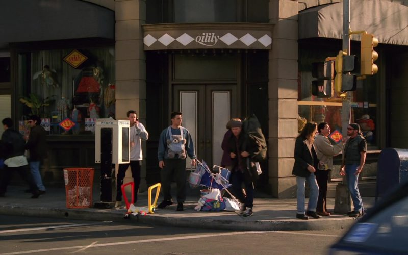 "Oilily Store in Friends Season 2 Episode 6 ""The One With the Baby on the Bus"" (1)"