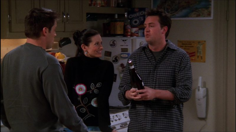 "Oreo O's by Post Cereals in Friends Season 6 Episode 11 ""The One With the Apothecary Table"" (2000) - TV Show Product Placement"