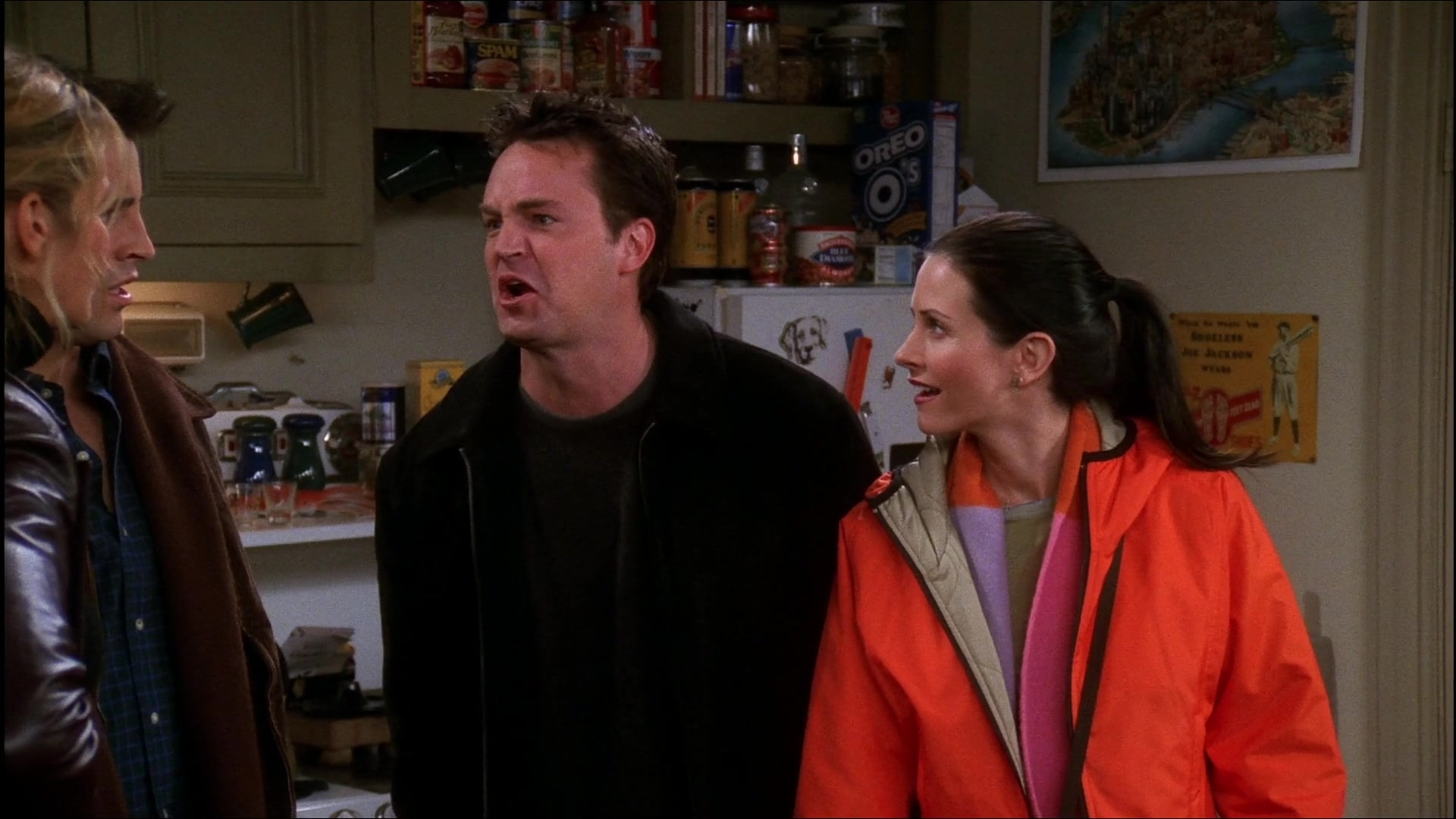 """Oreo O's by Post Cereals in Friends Season 6 Episode 11 """"The"""