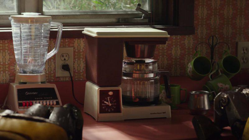 Osterizer Blender & Hamilton Beach Coffee Maker in Bumblebee (2018) Movie