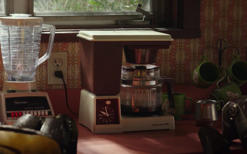 Osterizer Blender & Hamilton Beach Coffee Maker in Bumblebee