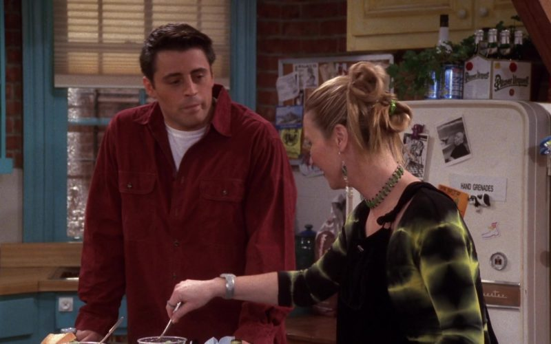 Pilsner Urquell Beer Pack in Friends Season 4 Episode 14 (1)