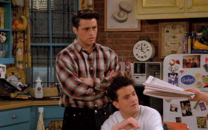 Planet Dishwashing Liquid in Friends Season 2 Episode 21