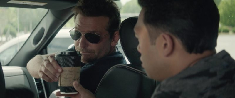 Porsche Design P'8508 Sunglasses Worn by Bradley Cooper in The Mule (2018) Movie Product Placement
