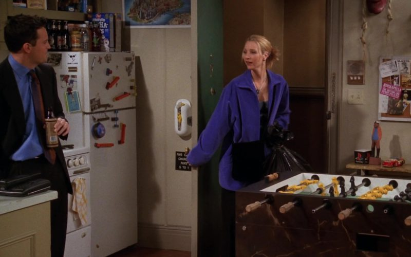 Post Cereal and Sony Playstation Box in Friends (1)