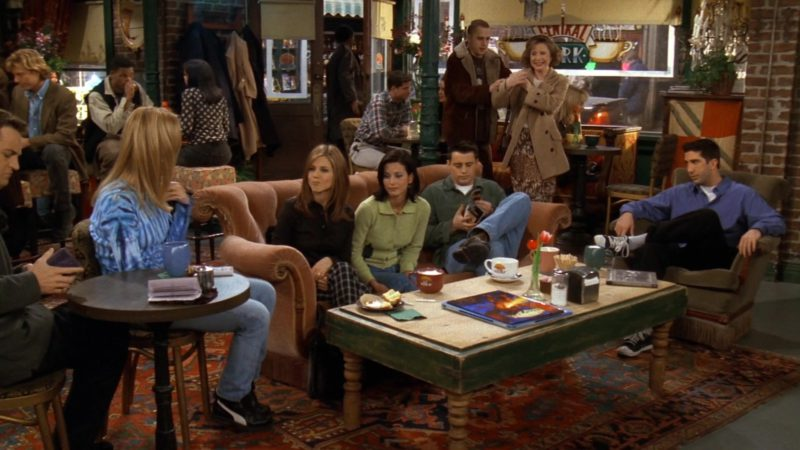 "Puma Shoes Worn by Lisa Kudrow (Phoebe Buffay) in Friends Season 3 Episode 18 ""The One With the Hypnosis Tape"" (1997) TV Show Product Placement"