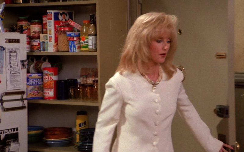 Quaker Oats, Gatorade, Spam, Pik-Nik Ketchup in Friends Season 1 Episode 11 (1)