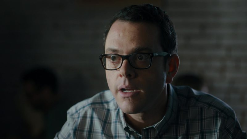 """Ray-Ban Men's Glasses in Billions Season 4 Episode 2 """"Arousal Template"""" (2019) TV Show Product Placement"""