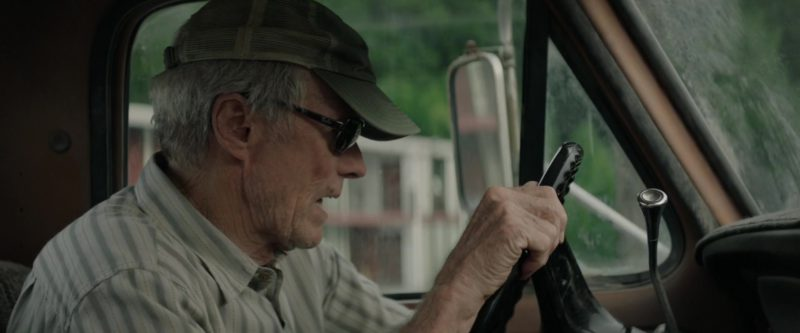 Ray-Ban Sunglasses Worn by Clint Eastwood in The Mule (2018) Movie Product Placement