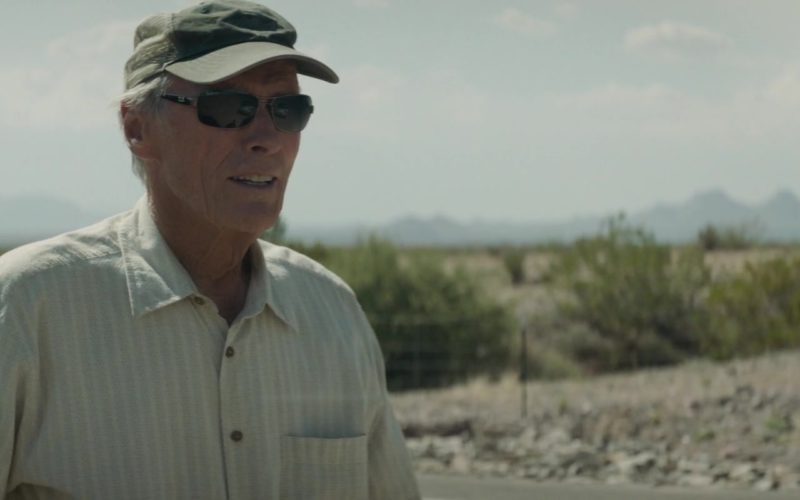 Ray-Ban Sunglasses Worn by Clint Eastwood in The Mule (12)