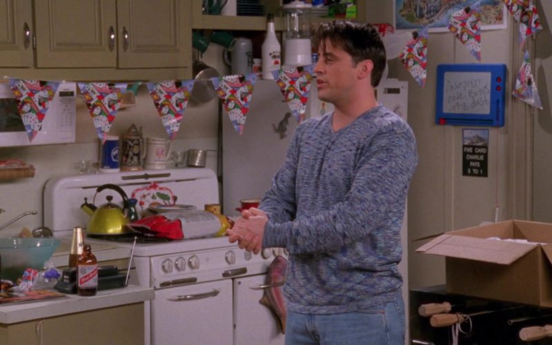 Red Stripe Beer in Friends Season 4 Episode 23