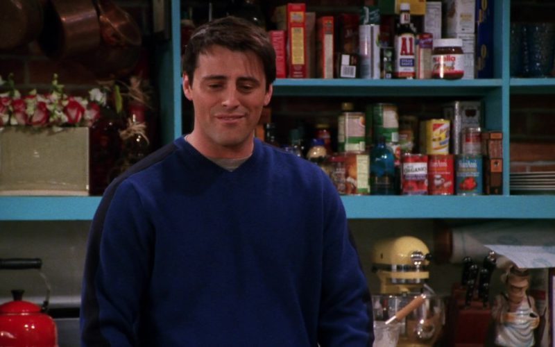 ShariAnn's Organic, A.1. Sauce and Nutella in Friends Season 7 Episode 16 (1)