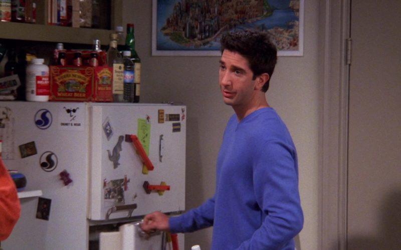 Sierra Nevada Wheat Beer in Friends Season 6 Episode 18