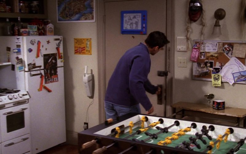 Sony PlayStation Small Box in Friends Season 6 Episode 8 (1)