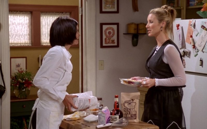Sugar In The Raw in Friends Season 4 Episode 3 (1)