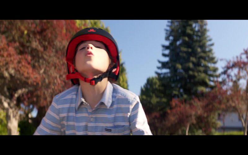 Triple 8 Helmet Worn by Jacob Tremblay in Good Boys (2)