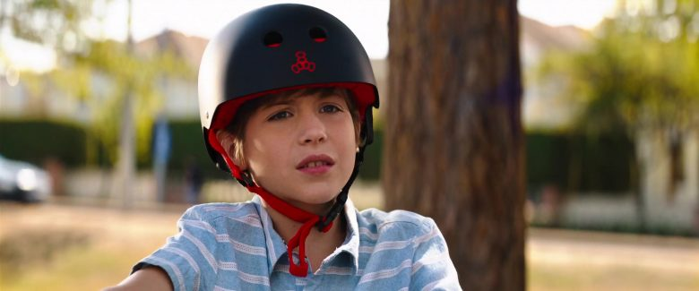 Triple 8 Helmet Worn by Jacob Tremblay in Good Boys (2019) - Movie Product Placement