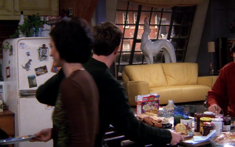 Trix Cereal in Friends Season 4 Episode 14