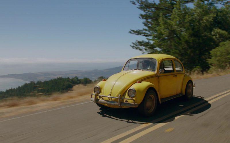 Volkswagen Beetle Yellow Transformer Car in Bumblebee (12)